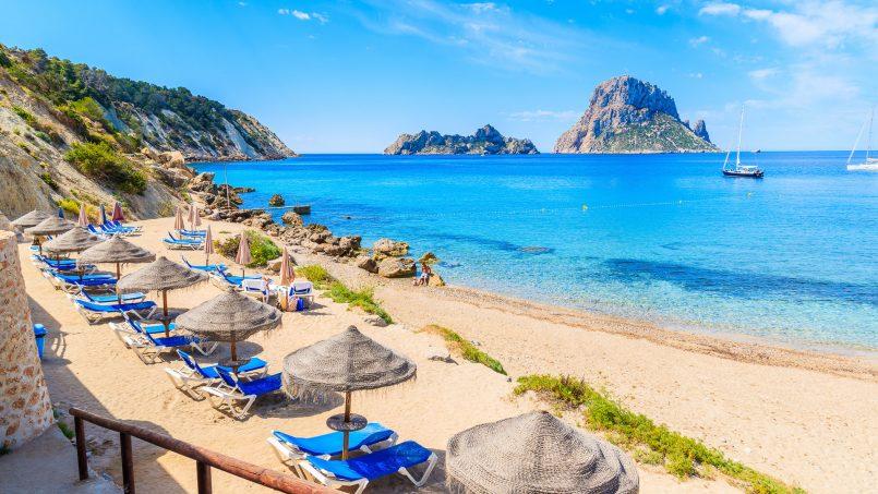 Five Amazing Ibiza beaches