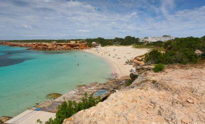 Cala Saona - One of the best Formentera beaches - White sand, clear sea