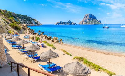 Cala d'Hort is one of our best Ibiza beaches