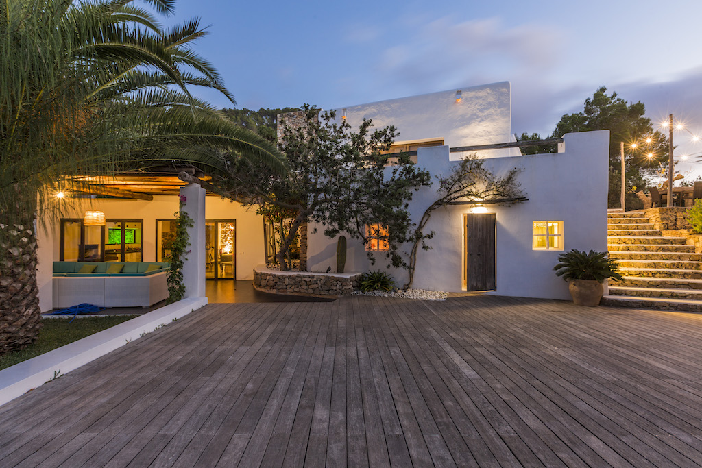 Can Pujol Basa is one of our finest villas in Ibiza
