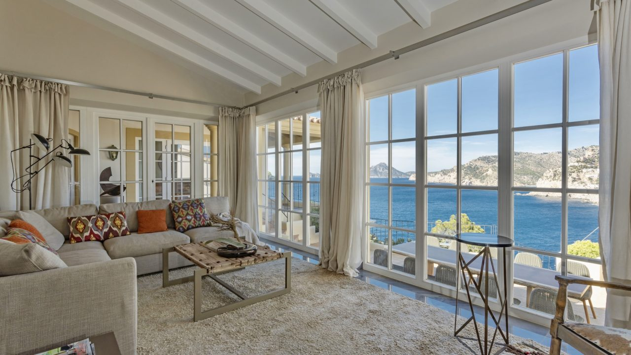 Villa Minerva - One of our luxury villas in Mallorca - sea view